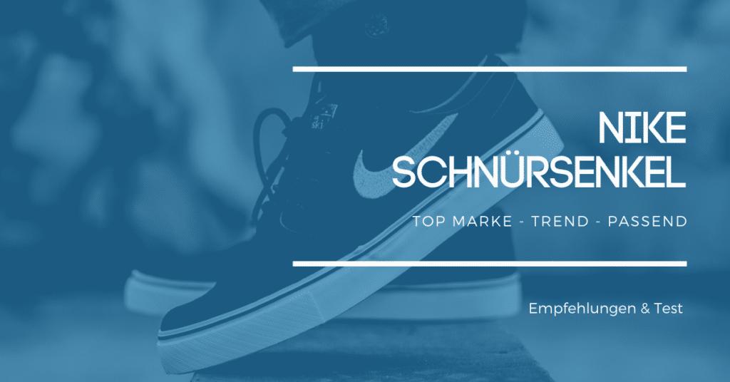 Schnürsenkel Nike