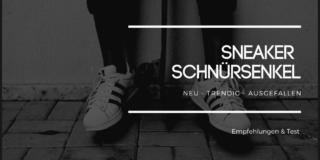 Sneaker Schnürsenkel